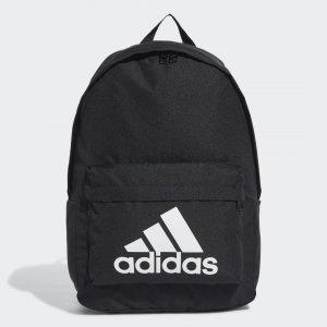 Рюкзак Classic Big Logo Performance adidas. Цвет: черный