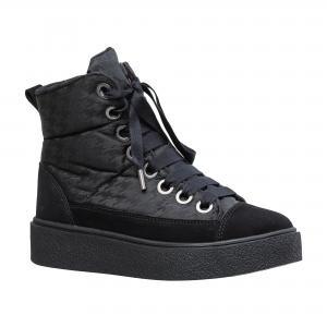 Ботинки Сапоги Jog Dog. Цвет: черный