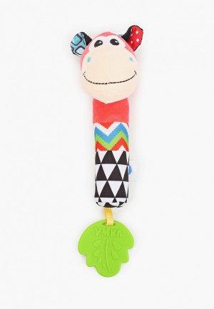Погремушка Умка «Резвая лошадка». Цвет: разноцветный