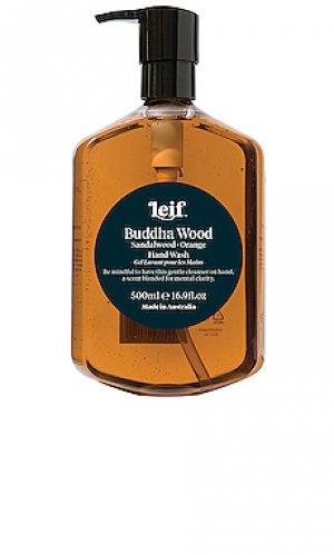 Жидкое мыло buddha wood Leif. Цвет: beauty: na
