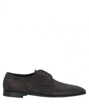 Обувь на шнурках PREMIATA. Цвет: черный