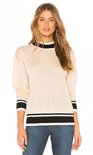 Пуловер montclair Lovers + Friends. Цвет: цвет загара