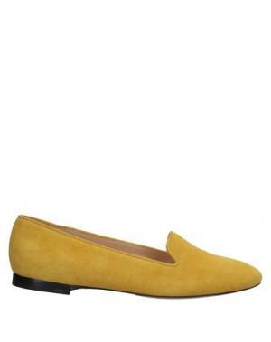 Мокасины ARFANGO. Цвет: желтый