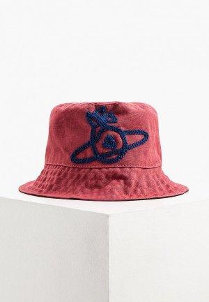 Панама Vivienne Westwood. Цвет: бордовый