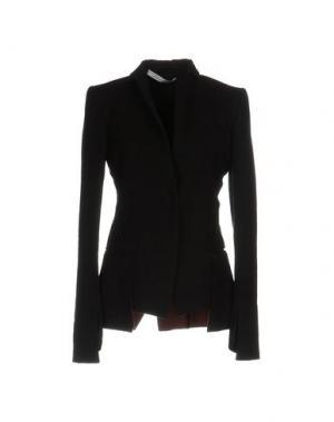 Пиджак ALESSANDRA MARCHI. Цвет: черный