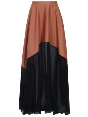 Длинная юбка GAULTIER