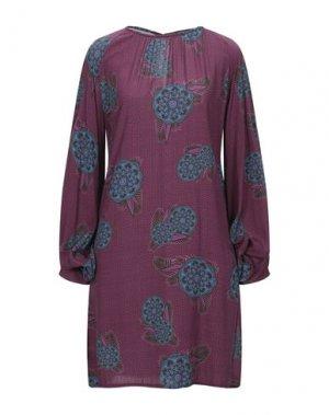 Короткое платье ALPHA STUDIO. Цвет: розовато-лиловый