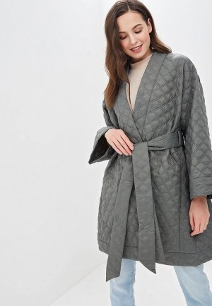 Куртка Naumi. Цвет: зеленый