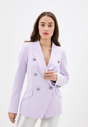 Пиджак Madeleine. Цвет: фиолетовый