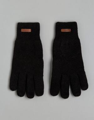 Перчатки Haakon Barts. Цвет: черный