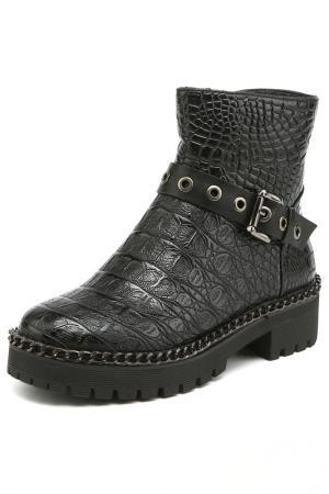 Ботинки Caprise Elite. Цвет: черный