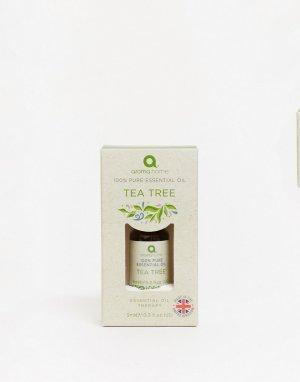 Эфирное масло чайного дерева 9 мл-Бесцветный Aroma Home