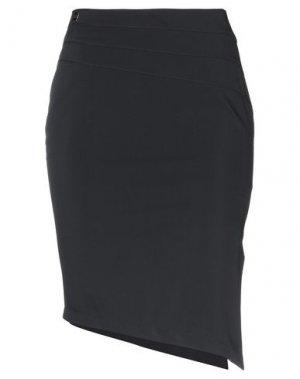 Юбка до колена CELYN B.. Цвет: черный