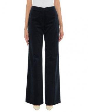 Повседневные брюки CARACTÈRE. Цвет: темно-синий
