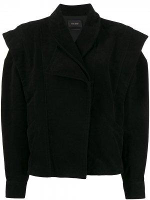 Куртка-бомбер оверсайз Isabel Marant