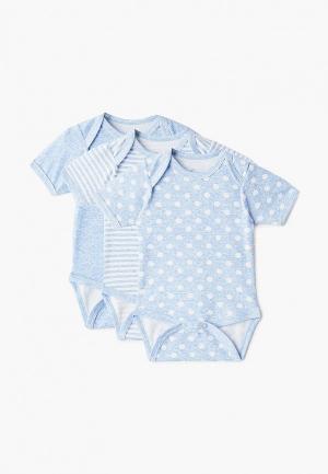 Комплект Fim Baby. Цвет: голубой