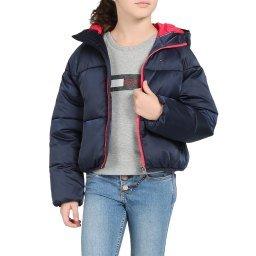 Куртка KG0KG04483 темно-синий TOMMY HILFIGER