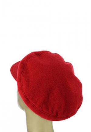 Кепка ANGIOLO FRASCONI. Цвет: красный