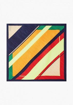 Платок Pieces. Цвет: разноцветный