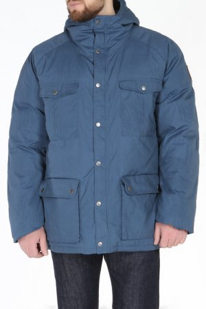 Куртка FJALLRAVEN. Цвет: мультицвет