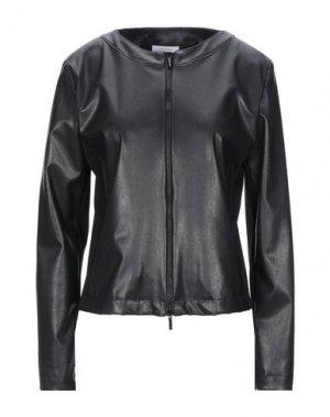 Куртка I BLUES. Цвет: черный