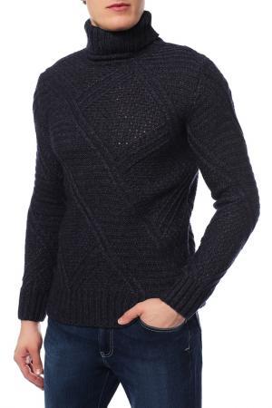 Пуловер Guess by Marciano. Цвет: серый
