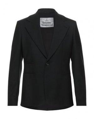 Пиджак VIVIENNE WESTWOOD. Цвет: черный