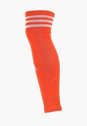 Гетры adidas TEAM SLEEVE 18. Цвет: оранжевый
