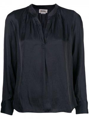 Блузка-туника Tink Zadig&Voltaire. Цвет: черный