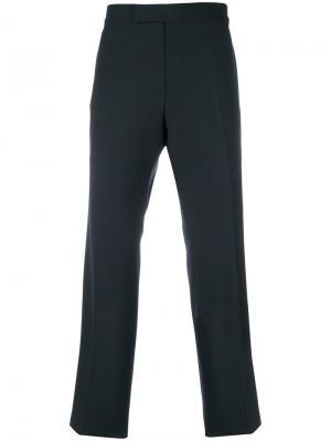 Официальные классические брюки Tom Ford. Цвет: синий