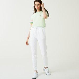 Спортивная одежда Спортивные штаны TENNIS 1 Lacoste. Цвет: белый