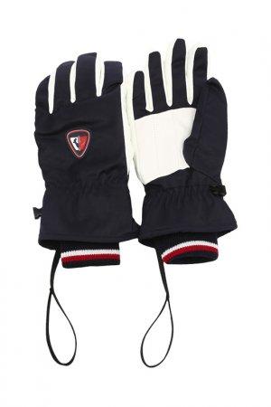 Перчатки Tommy Hilfiger. Цвет: 413, tommy navy