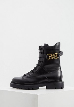 Ботинки Bally. Цвет: черный