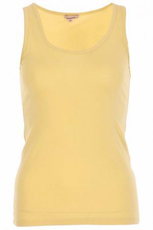 Майка P.A.R.O.S.H.. Цвет: желтый