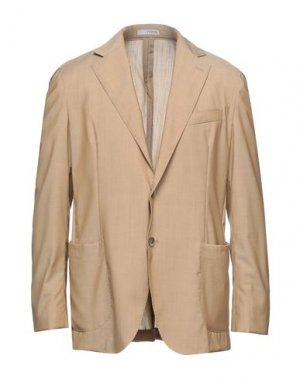 Пиджак 0909 FATTO IN ITALIA. Цвет: песочный