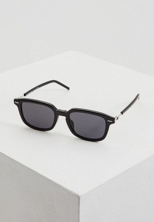 Очки солнцезащитные Christian Dior Homme TECHNICITY1F 807. Цвет: черный
