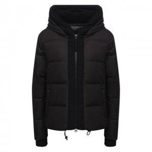 Стеганая куртка James Perse. Цвет: чёрный