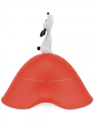 Миска для собаки Luna Alessi. Цвет: оранжевый