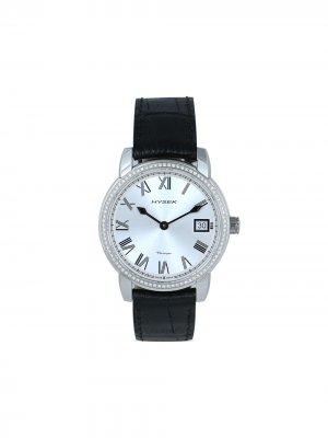 Наручные часы IO Grande Classique 42 мм Jorg Hysek. Цвет: серебристый