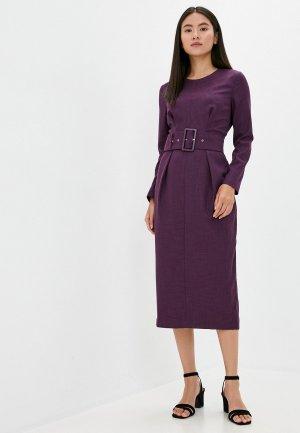 Платье Снежная Королева SNQJRW0DR414. Цвет: фиолетовый