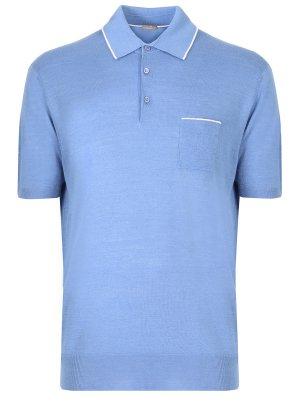 15170/ голубой CRUCIANI. Цвет: голубой