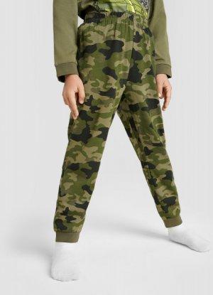 Пижама для мальчиков O`Stin. Цвет: светлый хаки