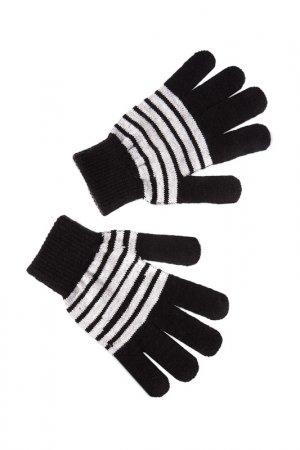 Перчатки PlayToday. Цвет: серый, темно-серый
