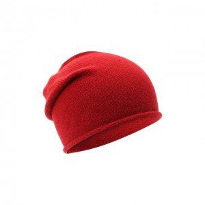 Шапка Bilancioni. Цвет: красный
