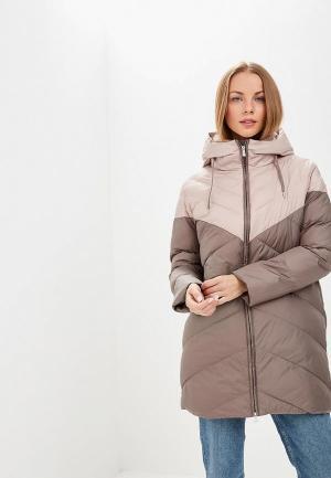 Куртка утепленная Bulmer. Цвет: серый