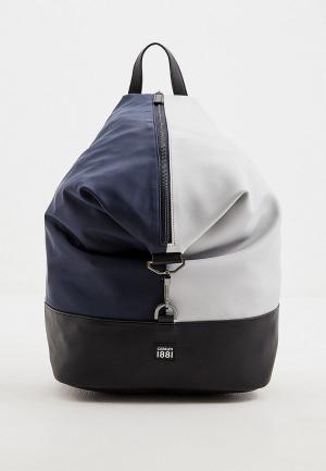 Рюкзак Cerruti 1881 HENDRIX. Цвет: синий