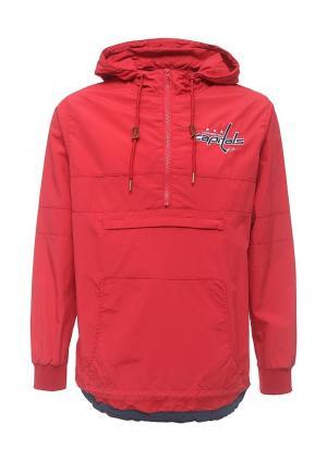 Куртка Atributika & Club™ NHL Washington Capitals. Цвет: красный