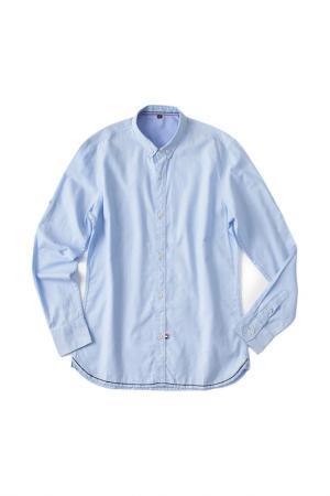 Рубашка I love to dream. Цвет: голубой