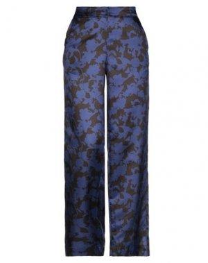 Повседневные брюки LA FABRIQUE. Цвет: синий