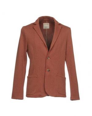 Пиджак KAOS. Цвет: кирпично-красный